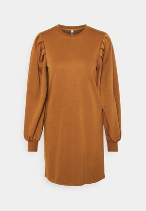 JDYMATHILDE DRESS - Kjole - brown
