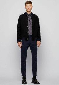 BOSS - BANKS - Camicia - dark blue - 1