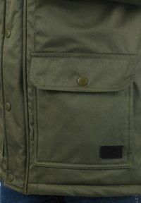 Solid - Parka - ivy green - 5