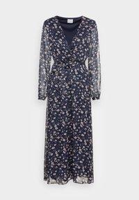 Vila - VIALVIA ANKLE DRESS - Maxi dress - navy blazer - 3