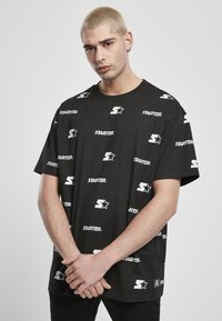 Starter - T-shirt imprimé - black - 0