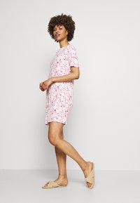 Marks & Spencer London - LEOPARD - Nightie - pink - 1