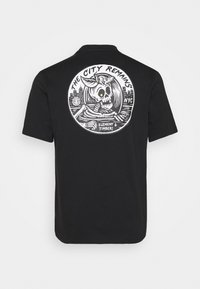 Element - SIDE - Print T-shirt - flint black - 2