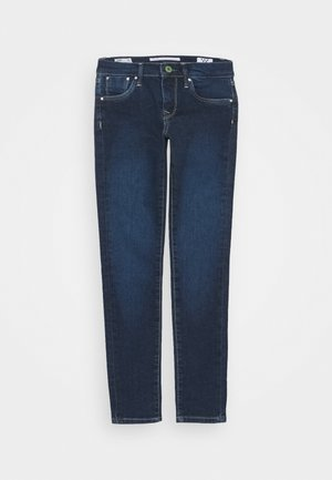PIXLETTE - Jeansy Skinny Fit - denim