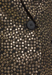Selected Femme - SLFGEE - Blazer - black/gold - 2