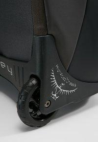 Osprey - ROLLING TRANSPORTER - Wheeled suitcase - black - 7