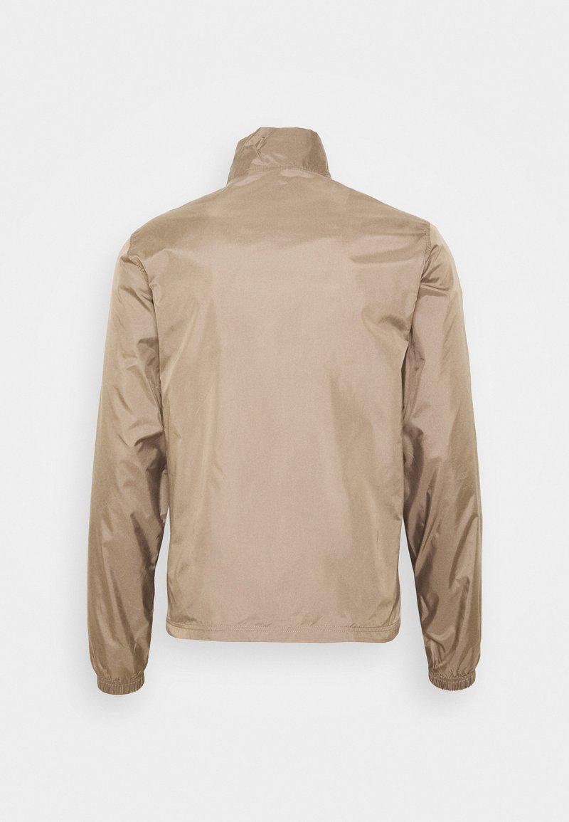 Nike Sportswear - SUIT BASIC - Tracksuit - olive grey/white