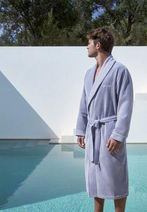 BADEMANTEL - Dressing gown - grey
