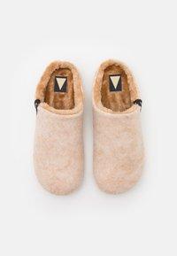 VERBENAS - Slippers - beige - 4