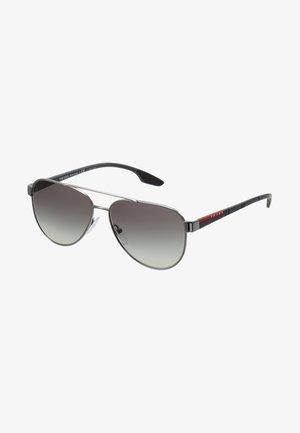 Gafas de sol - gunmetal/grey gradient