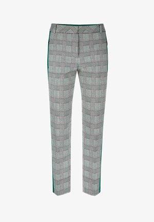 MARC CAIN DAMEN HOSE CROPPED - Trousers - black