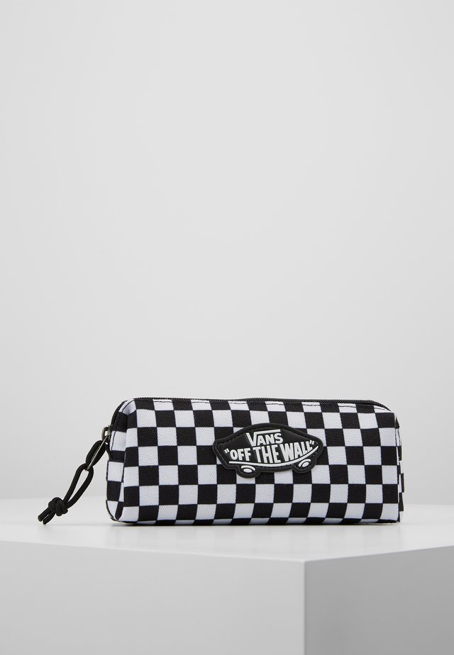 PENCIL POUCH - Penalhuse - black/white