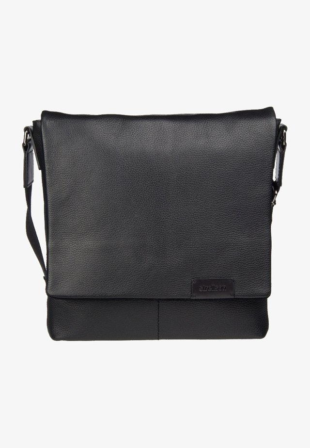 GARRET - Across body bag - black