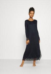 Hanro - WANDA - Noční košile - black - 1