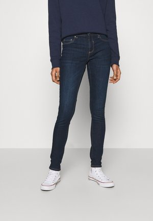 ONLEMMI - Vaqueros pitillo - dark blue denim