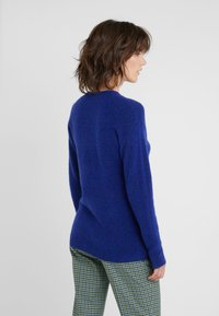 Bruuns Bazaar - HOLLY JOHANNE  - Svetr - indigo blue - 2