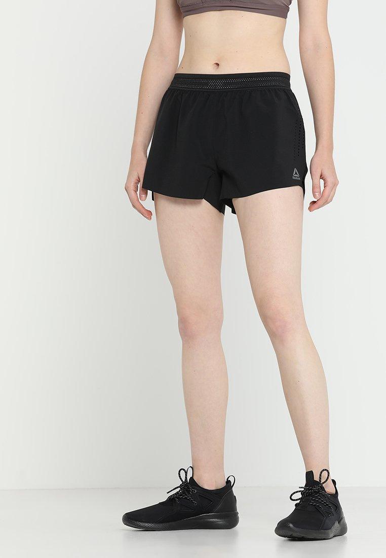 Reebok - EPIC - Sports shorts - black
