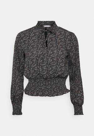 ONLASSIA V-NECK - Blouse - black