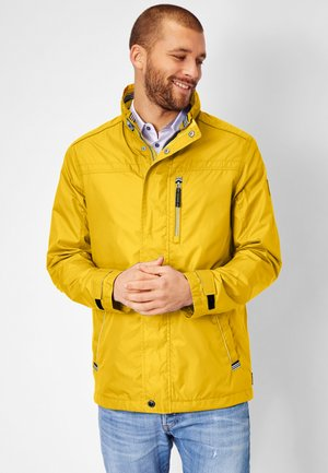PITCH PERFECT - Outdoor jacket - solar yellow