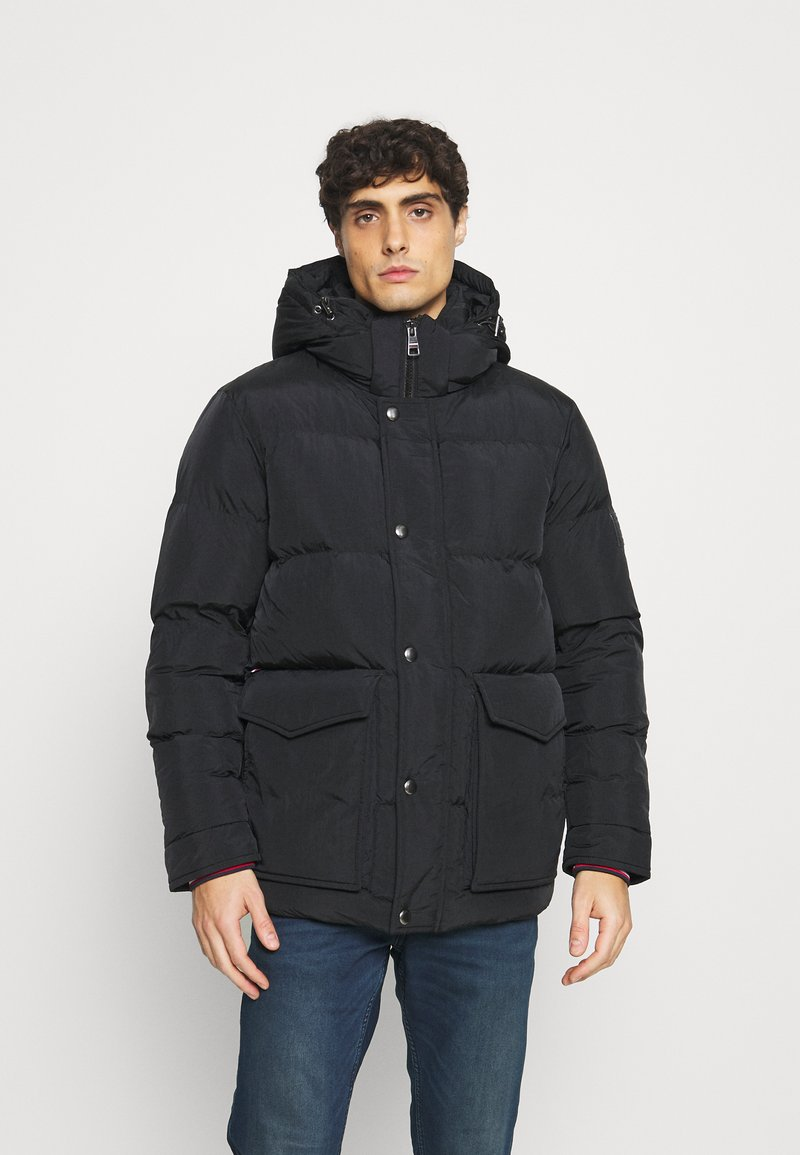 Tommy Hilfiger - Down jacket - black