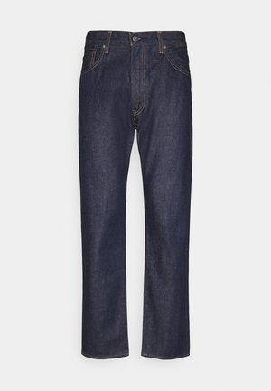 551  AUTHENTIC STRAIGHT - Jeansy Straight Leg - dark blue denim