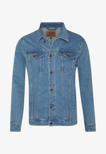 KASH JACKET - Giacca di jeans - blue