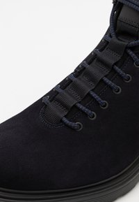 HUGO - DART - Lace-up ankle boots - dark blue - 5
