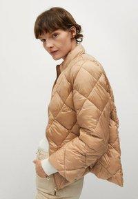 Mango - BLANDICO - Light jacket - beige - 3