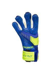 Reusch - ATTRAKT FREEGEL G3 FUSION ORTHO-TEC LTD - Rękawice bramkarskie - safety yellow / deep blue - 2