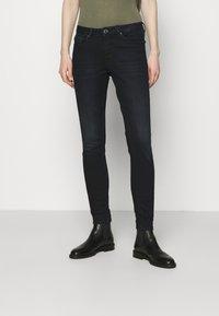 Opus - ELMA - Jeans slim fit - blueblack - 0