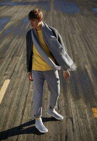 Nike Sportswear - BLAZER MID '77 UNISEX - High-top trainers - wolf grey/pure platinum/sail - 6