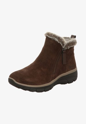 Winter boots - brown