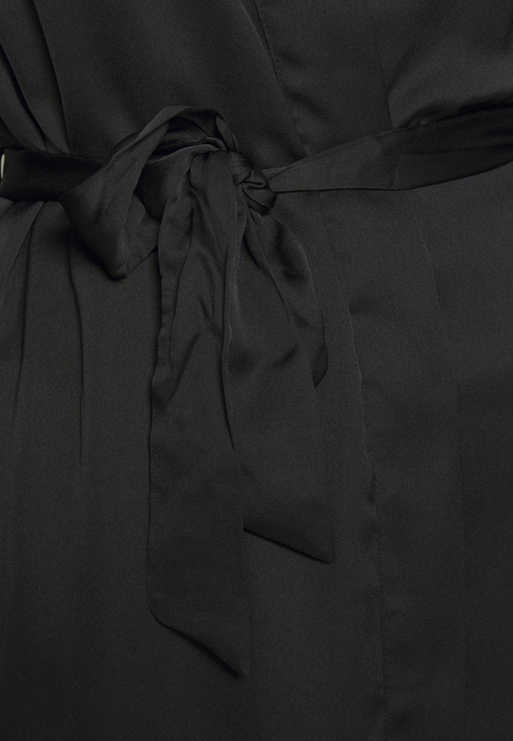 Damen CRUSH DESHABILLE - Bademantel