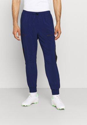 FC PANT - Teplákové kalhoty - blue void/black