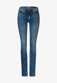 Street One - Jeans Skinny Fit - blau - 2