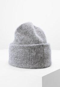 Samsøe Samsøe - NOR HAT - Pipo - grey melange - 2