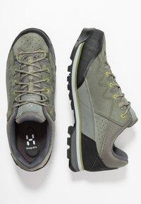 Haglöfs - VERTIGO PROOF ECO - Hiking shoes - lite beluga - 1