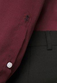 Seidensticker - Shirt - bordeaux - 5