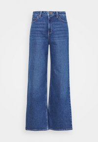 A LINE - Flared Jeans - dark buxton