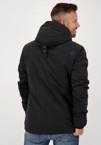 alife & kickin - ANTONYAK - Winter jacket - moonless - 2
