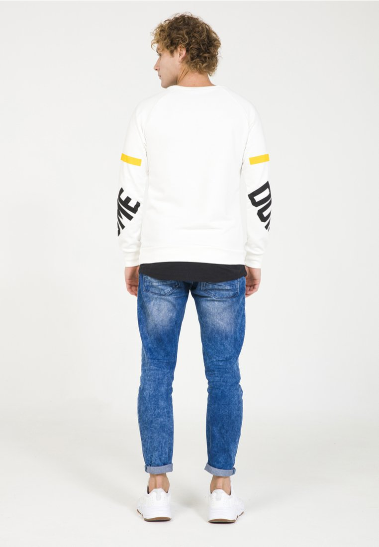 Plus Eighteen Sweatshirt - Off-white