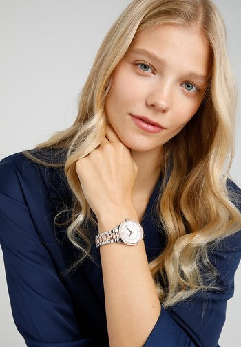 LAURYN - Klokke - roségold-coloured/silver-coloured