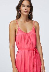 OYSHO - Maxi dress - rose - 4
