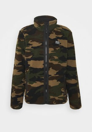 SHERPA  - Winter jacket - camo
