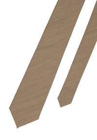 Shelby & Sons - OSTA TIE - Cravate - brown - 2