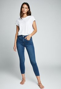 Cotton On Curve - Jeans Skinny Fit - blue - 1