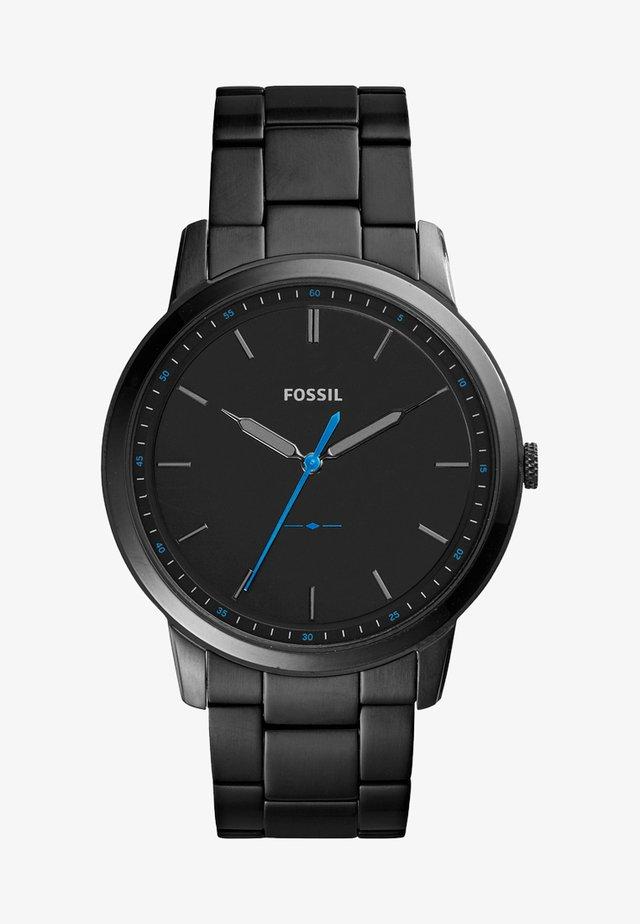 THE MINIMALIST - Horloge - schwarz