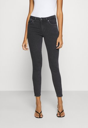 ONLKENDELL LIFE - Jeans Skinny Fit - black denim