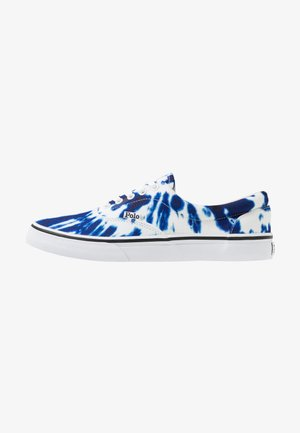 TIE DYE THORTON - Sneakers - white/navy