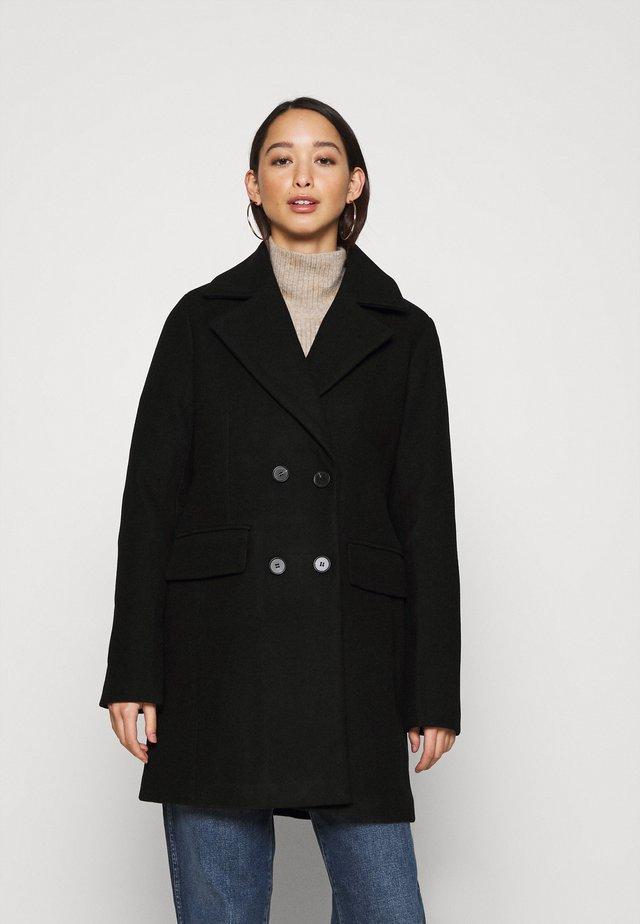 AIMEE - Zimní kabát - black